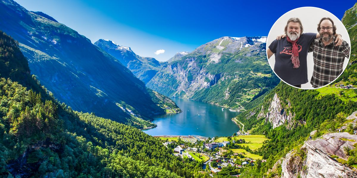 Cruise Norway's breathtaking fjords with the Hairy Bikers on Prima's exclusive holiday