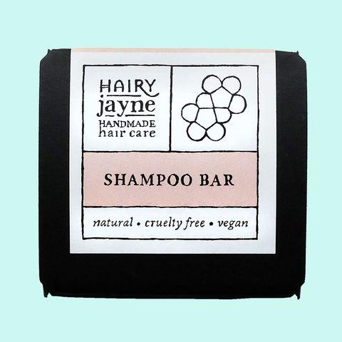 Hairy Jayne Shampoo Bar