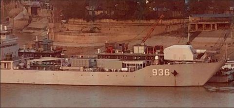Vehicle, Ship, Boat, Watercraft, Destroyer, Naval ship, Heavy cruiser, Warship, Reefer ship, Submarine chaser,