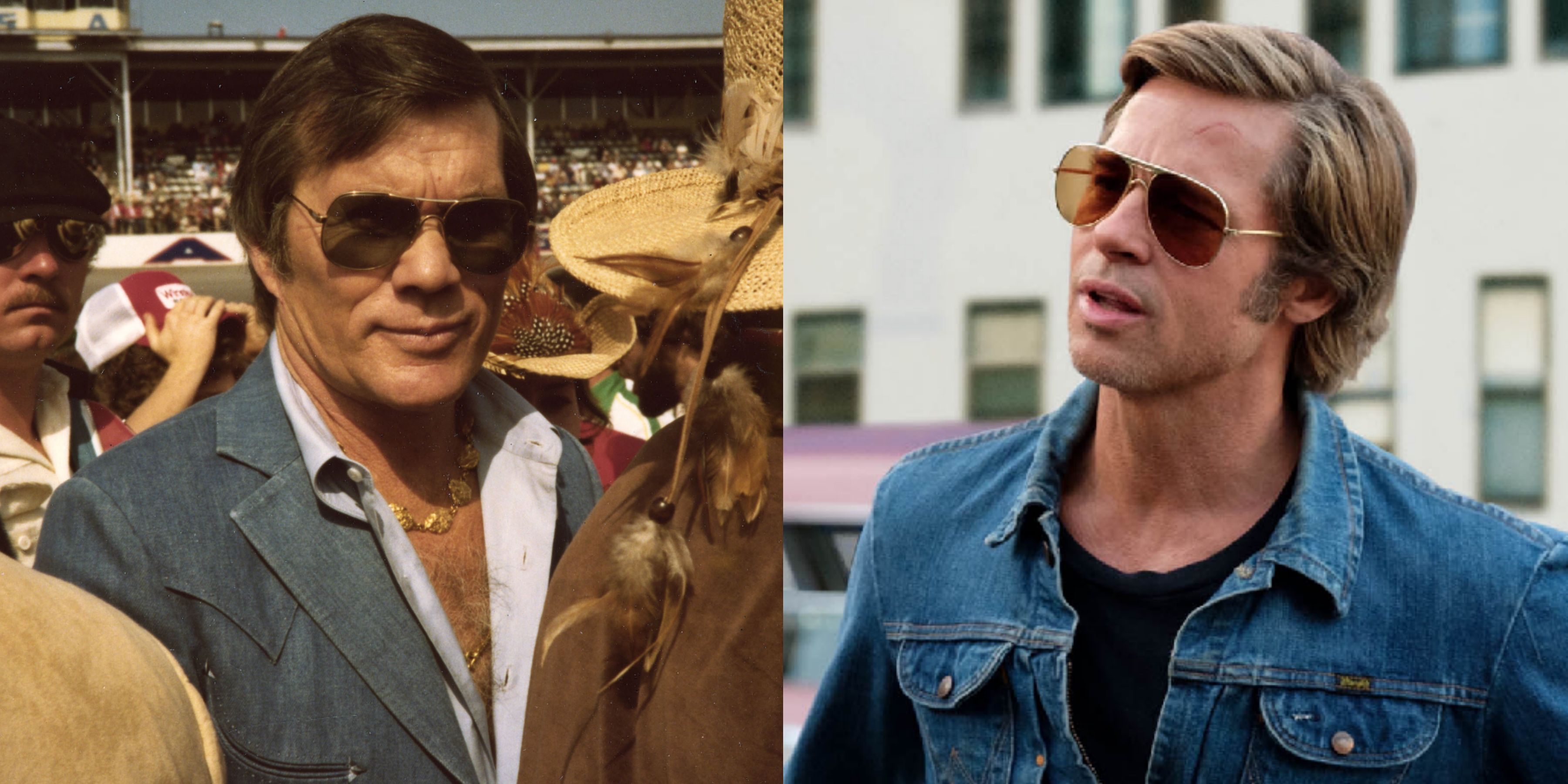 Image result for once upon a time in hollywood brad pitt stuntman