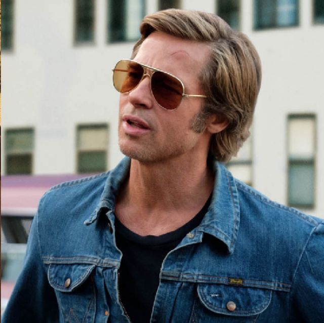 Image result for brad pitt once upon a time in hollywood character