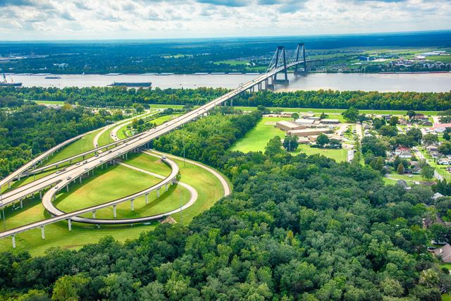 hale boggs memorial bridge