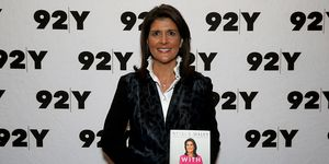 "Former UN Ambassador Nikki Haley In Conversation: ""With All Due Respect"""