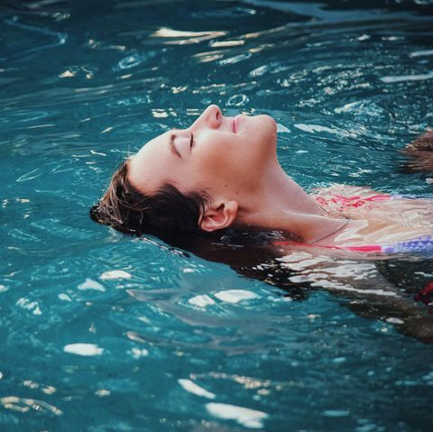 benefits of swimming - womens health uk