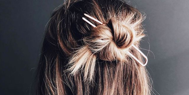 16 Half Bun Hairstyles For 2020 How To Do A Half Bun Tutorial