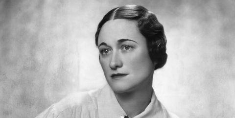 Portrait of Wallis Simpson