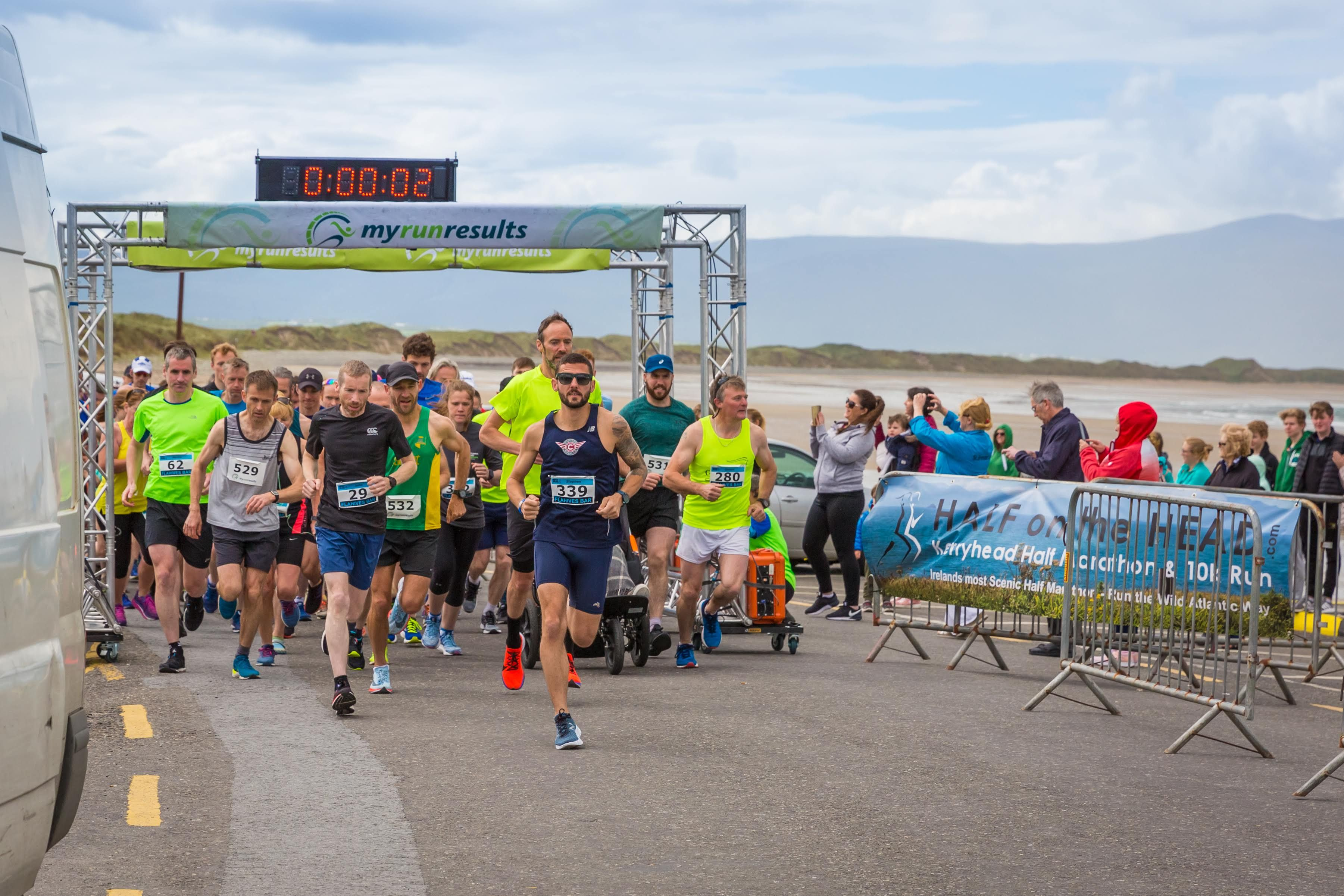 Race review - The Half On The Head