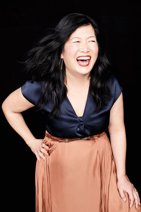 Hali Lee, founder of the Asian Women Giving Circle