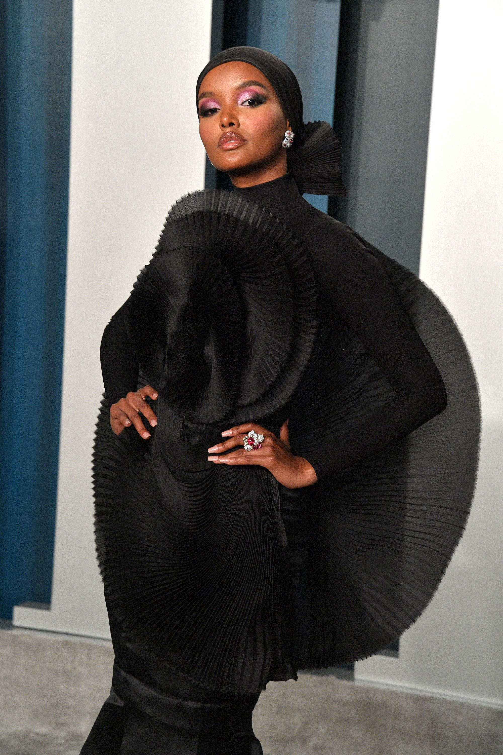 Halima Aden Is Taking a Step Back from Fashion After Her Religious Beliefs Were Compromised