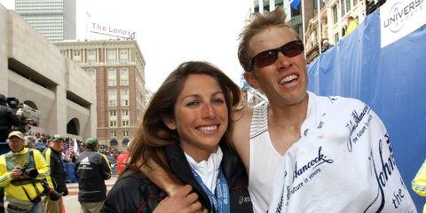 Ryan and Sara Hall/Married 2005