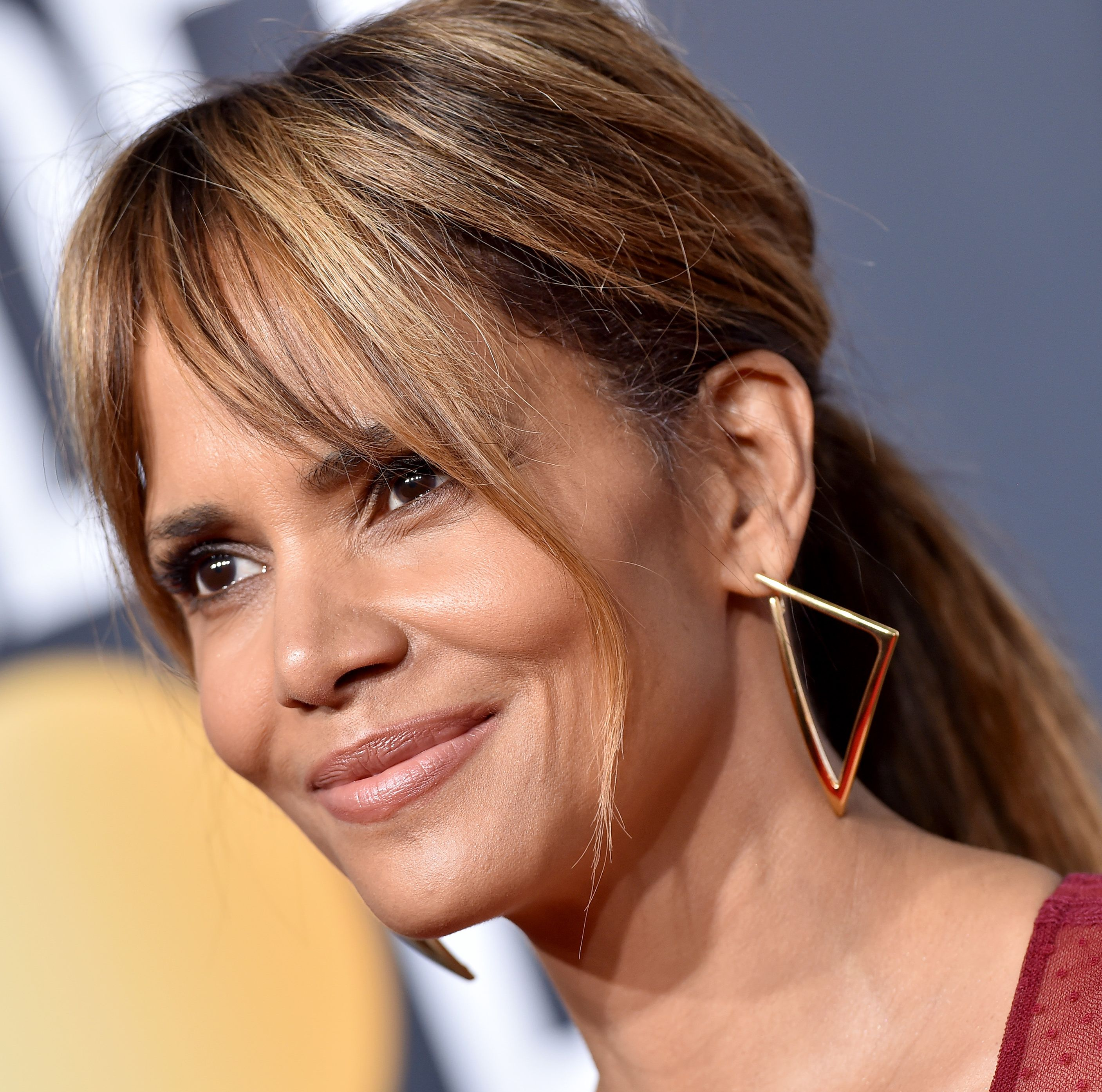 Halle Berry, 52, Shares the Face Mask Behind Her Shockingly Ageless Skin