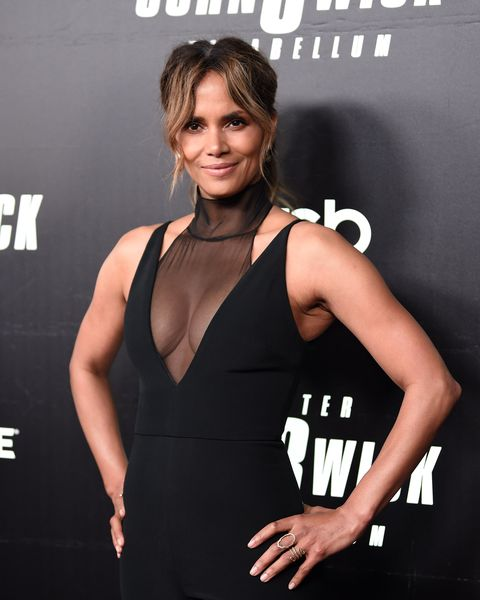 Halle Berry Just Revealed the Workout She Does for Insanely Sculpted Arms at 52