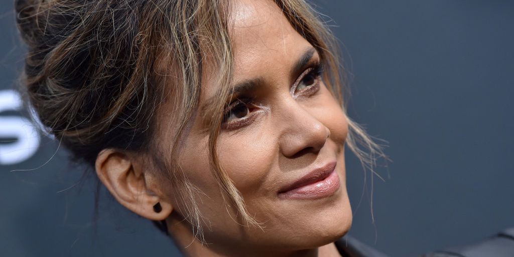 Halle Berry Rings In 53rd Birthday With Braless Photo