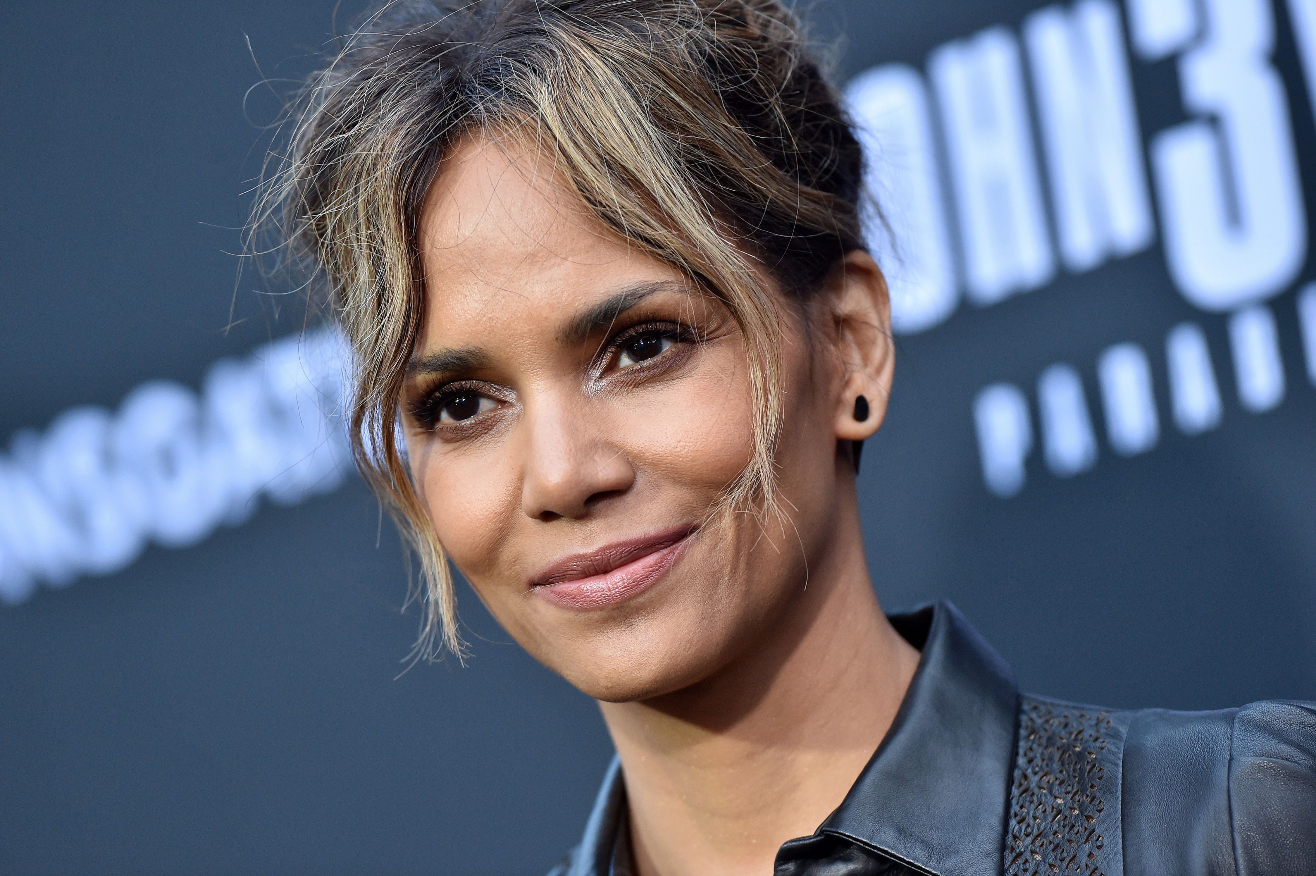 Halle Berry Shares Cute Video of Her Son Maceo Walking in Heels