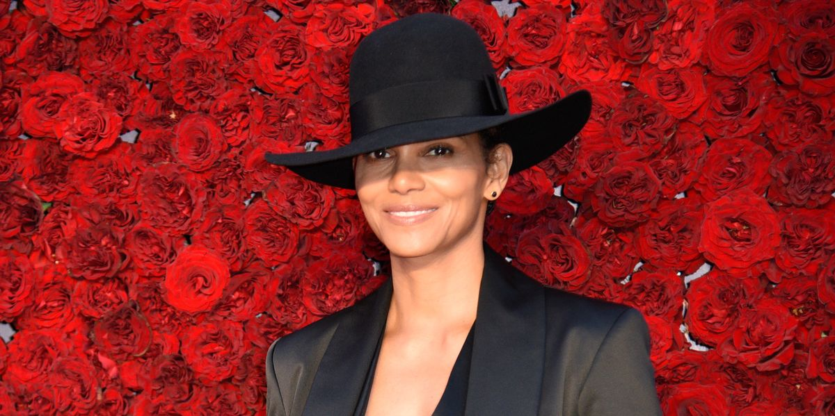 Halle berry attends tyler perry studios grand opening gala news photo 1615217035 Halle Berry 54 Shows Off Abs In Bikini Bottoms On Instagram 8211 Women 8217 s Health