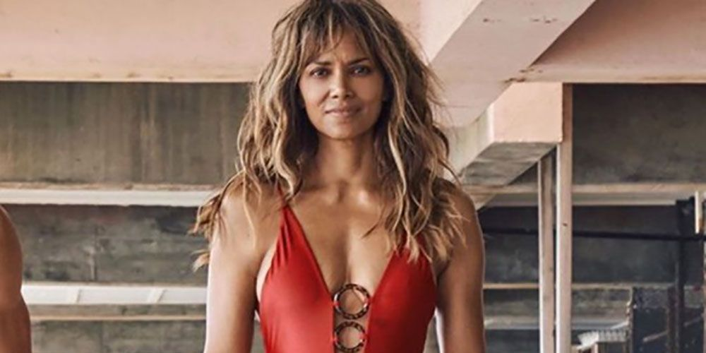 Halle Berry, 54, Just Showed Off Her Toned Butt and Legs in a Sizzling Swimsuit Photo
