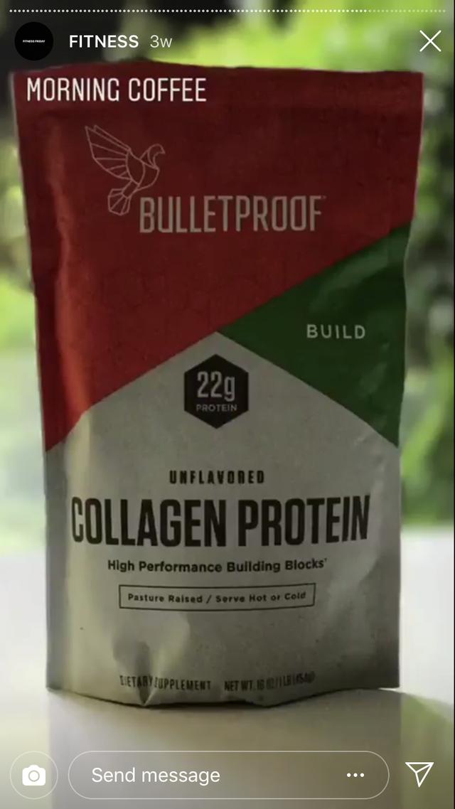 halle berry collagen protein