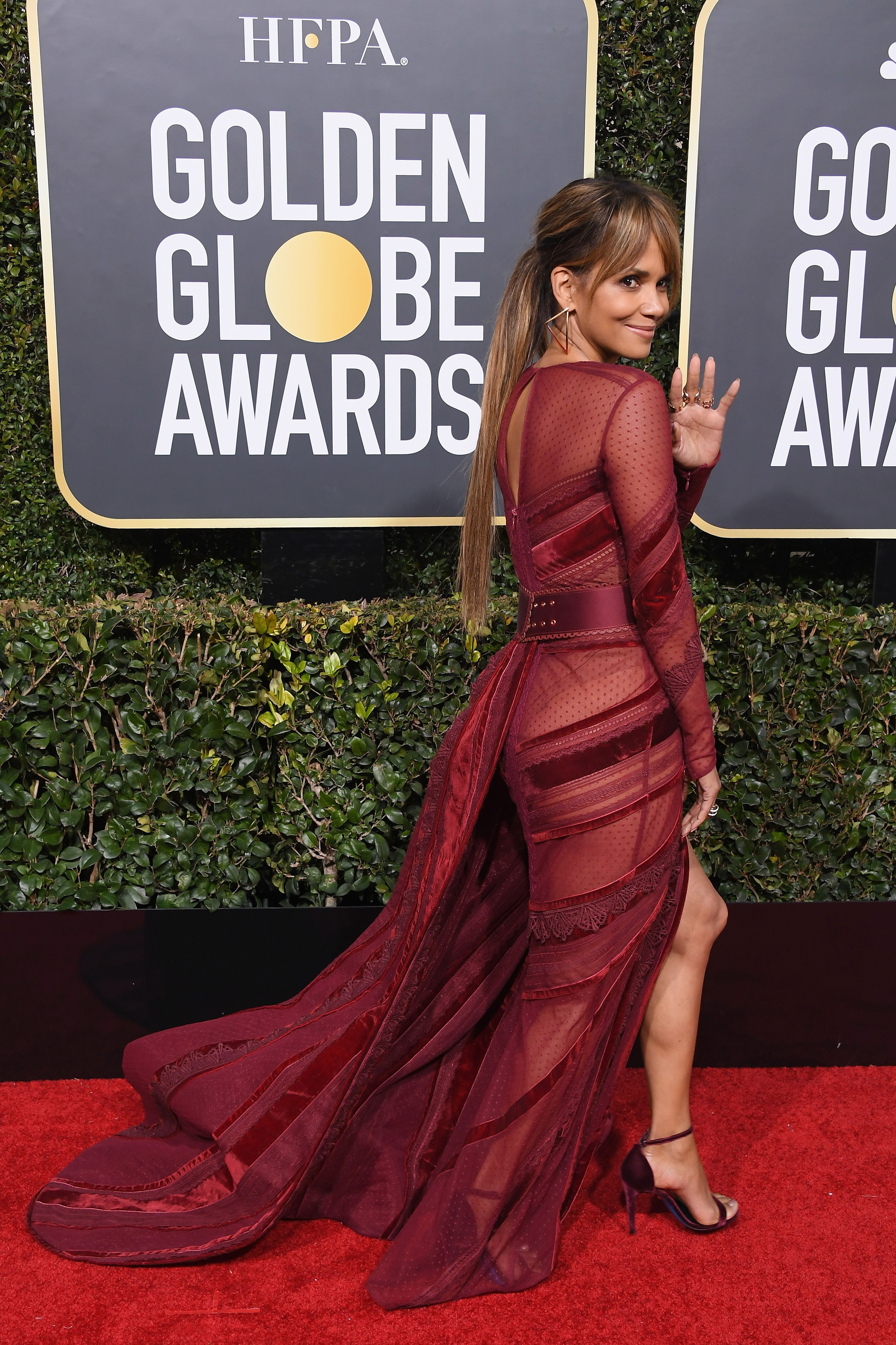 Halle Berry, Golden Globes