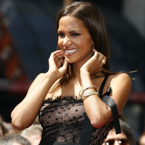 Halle Berry Honored with a Star on the Hollywood Walk of Fame