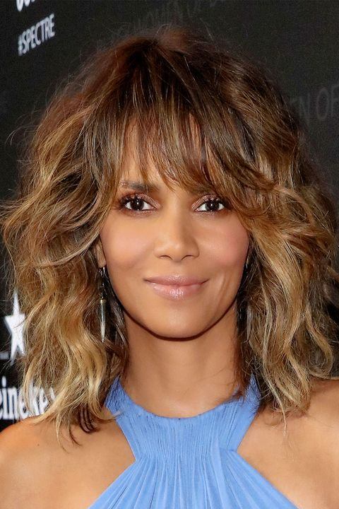 8 Shag Haircuts and Hairstyle Ideas from Celebrities - Shaggy Bangs ...