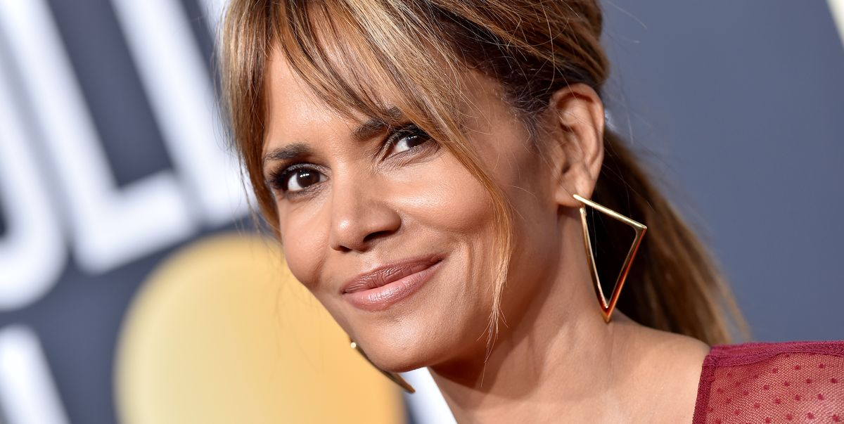 """Halle Berry Opens Up About Not """"Fitting in"""" Growing Up"""