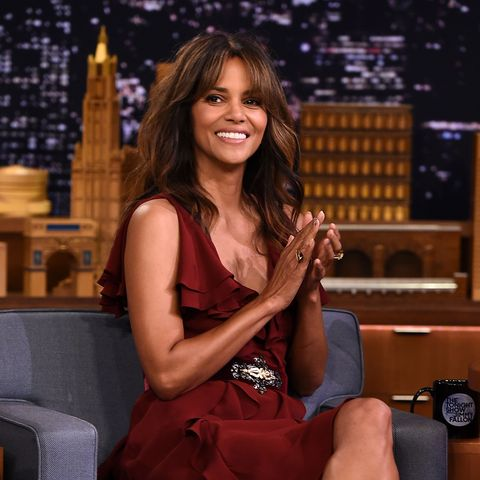 """halle berry visits """"the tonight show starring jimmy fallon"""""""