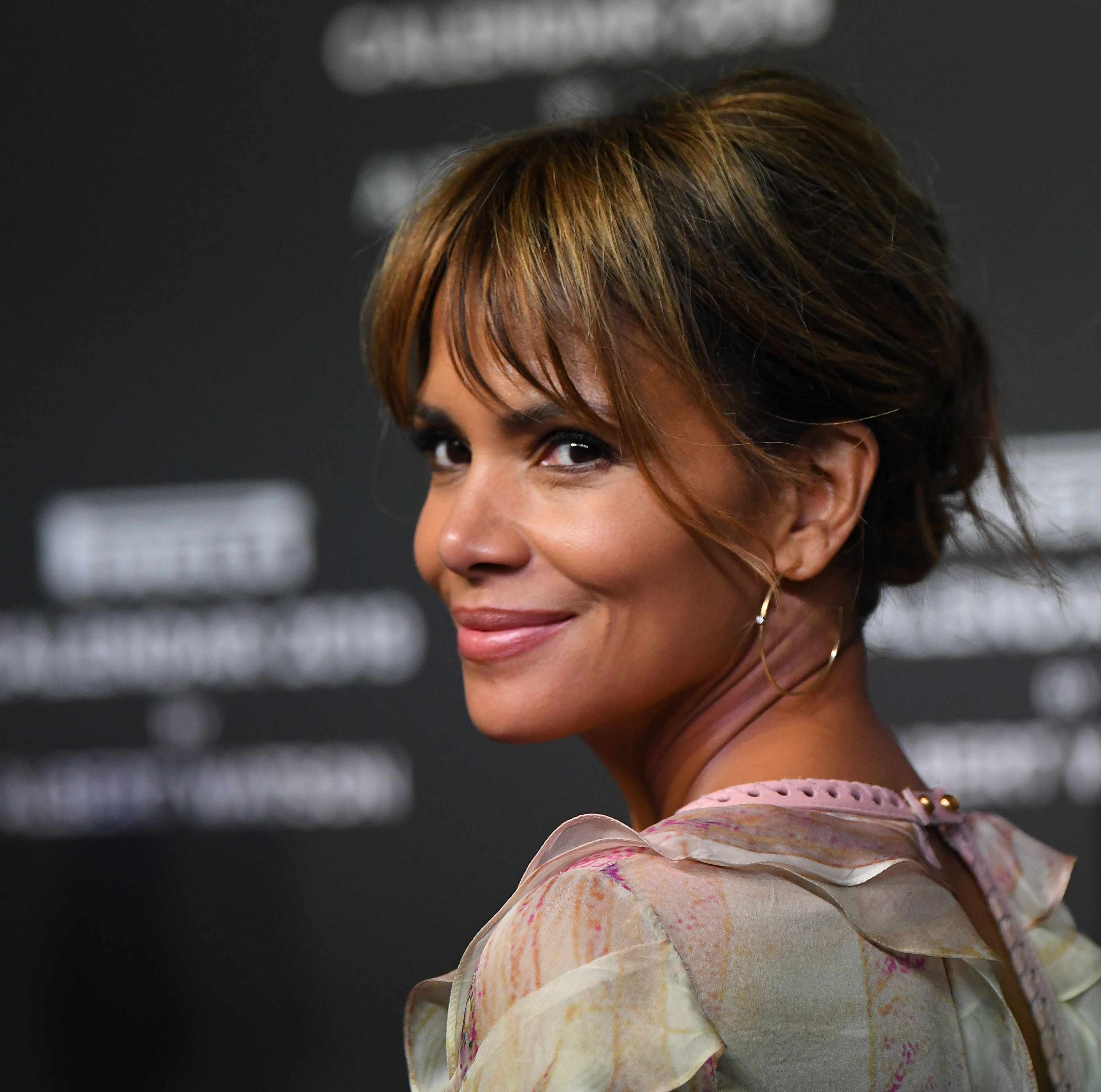 Halle Berry Just Let A Fan Join Her For A Badass Private Boxing Workout