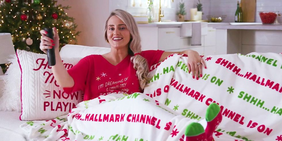 The Hallmark Channel Has A New Holiday Collection For People Who Love Christmas Movies