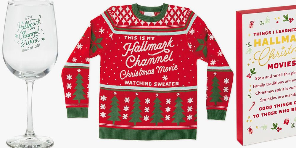 The Hallmark Channel Has a New Holiday Collection for People Who Love Its Christmas Movies