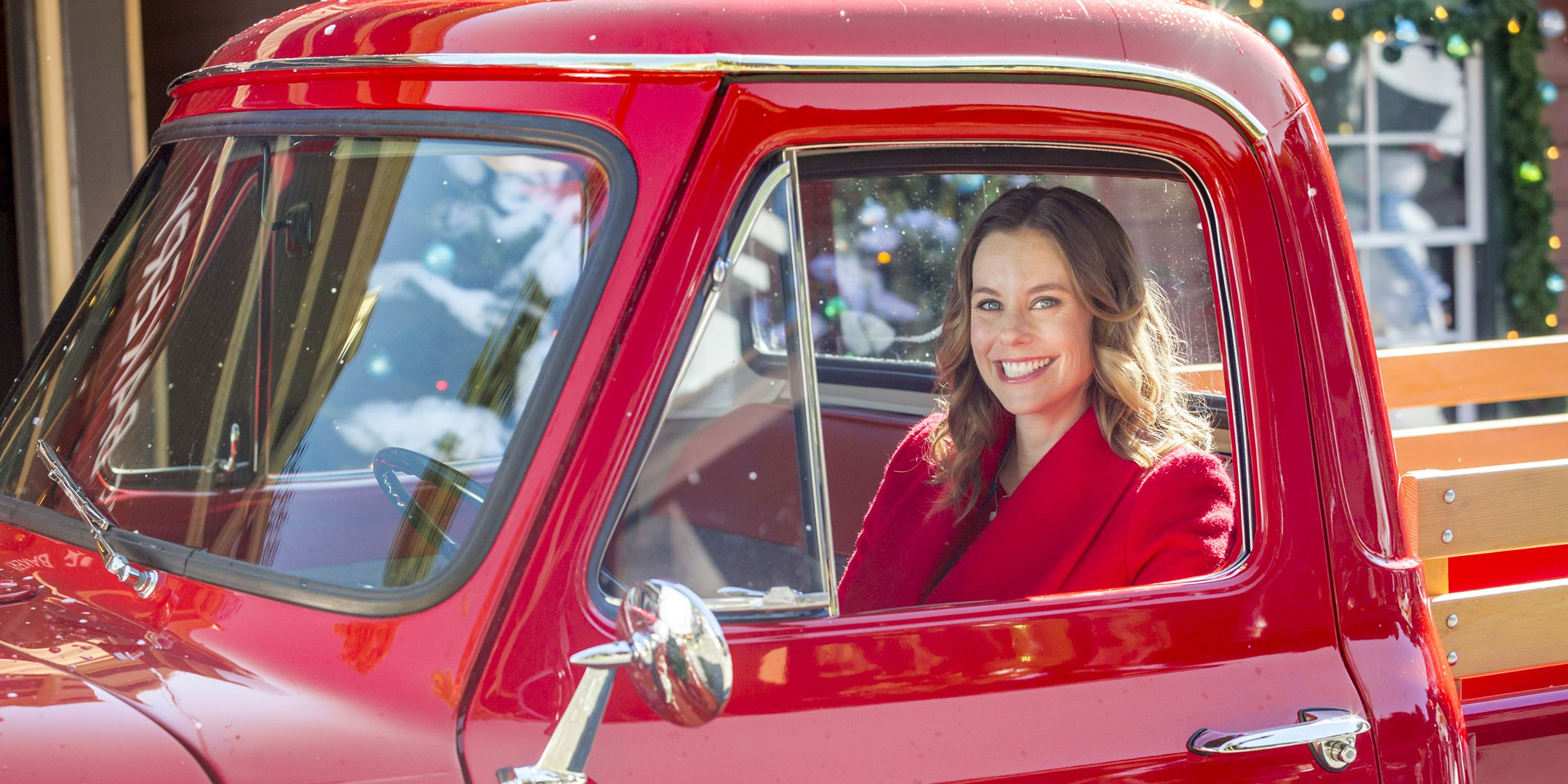 Christmas In Evergreen.New Ashley Williams Hallmark Movie Christmas In Evergreen