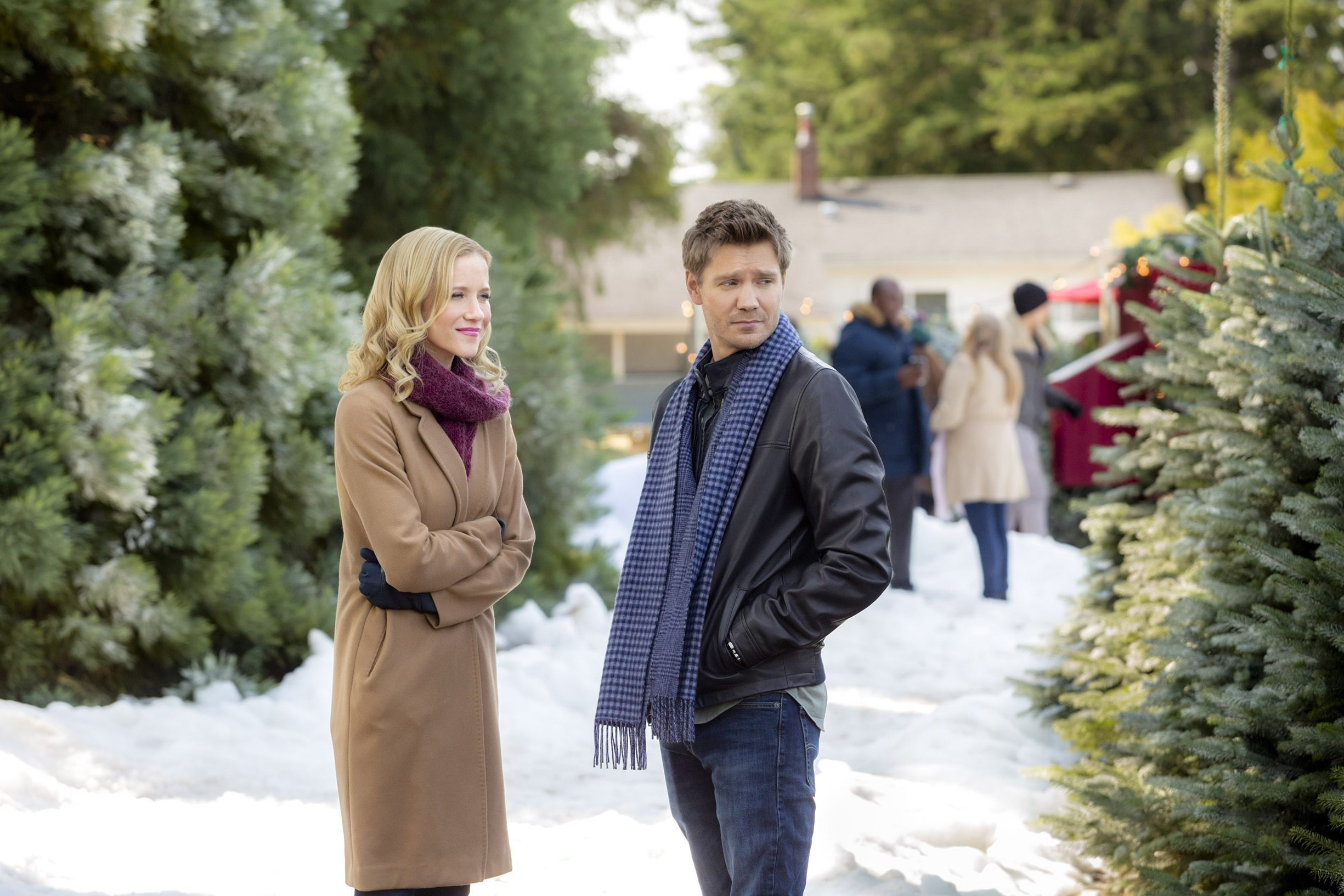 Hallmark\'s \'Christmas Joy\' and \'Road to Christmas\' Were Filmed in ...
