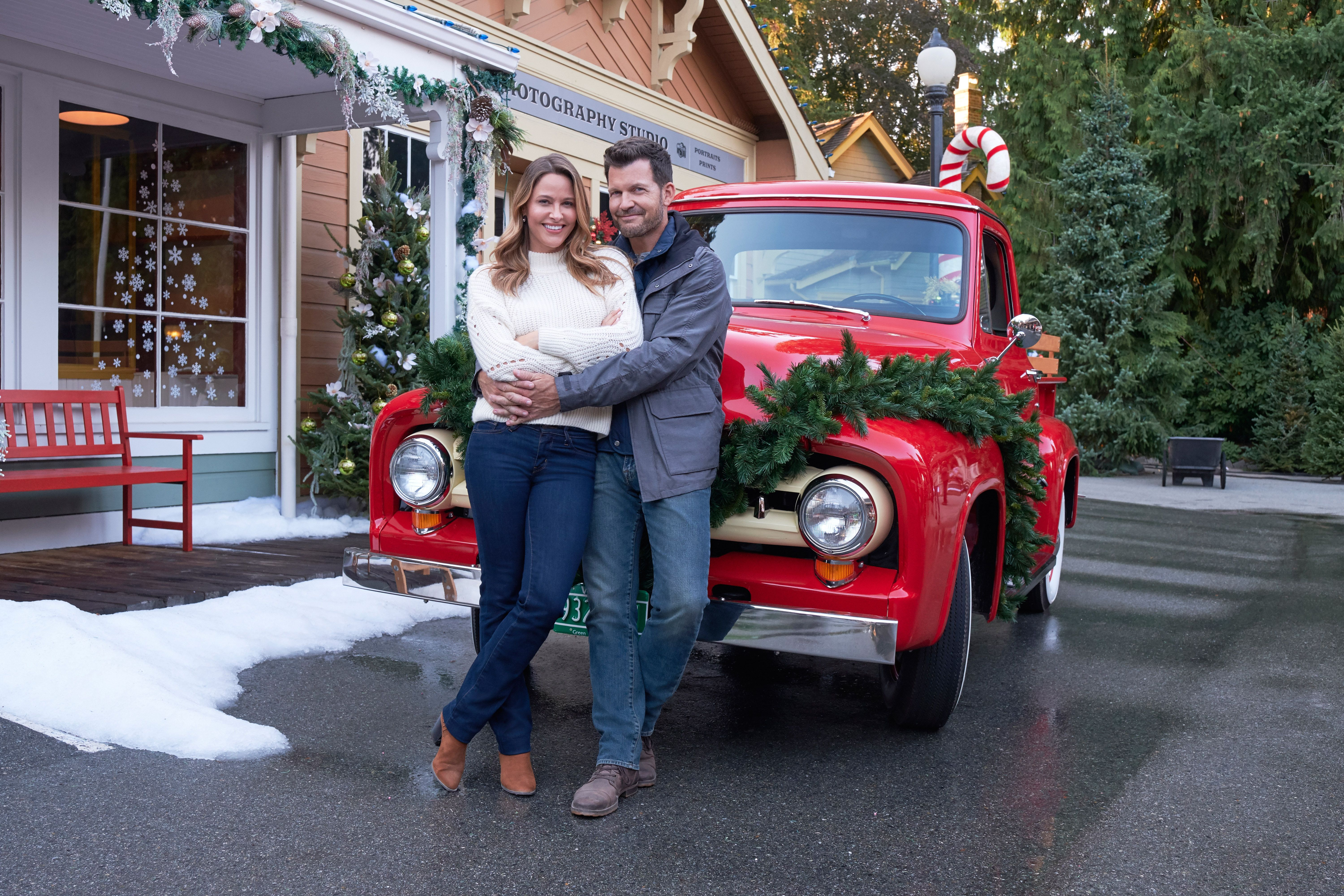 Christmas In Evergreen Letters To Santa.Hallmark Christmas In Evergreen Filming Location Is