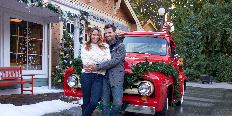 hallmark christmas in evergreen filming location