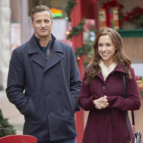 Hallmark's Christmas In July Movie Schedule Will Have You Jingling All the Way Through Summer