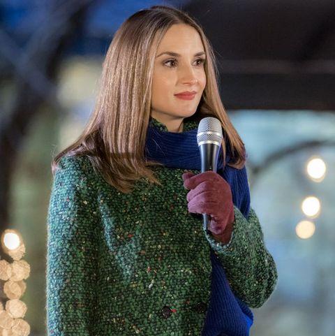 Hallmark Christmas Movies 2019 - Blue Ridge Mountain Christmas