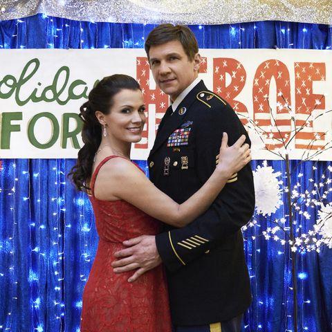 Hallmark Christmas Movies 2019 - Holiday for Heroes