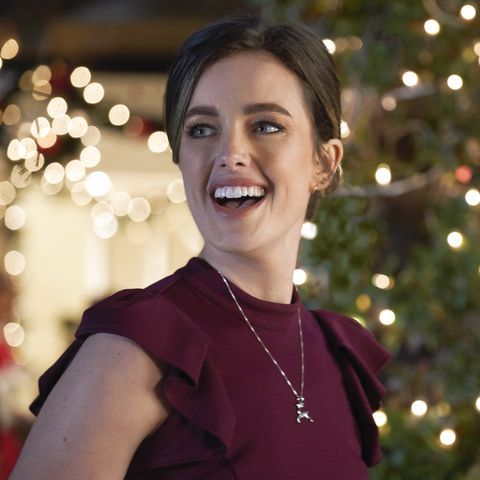 Hallmark Christmas Movies 2019 - A Merry Christmas Match