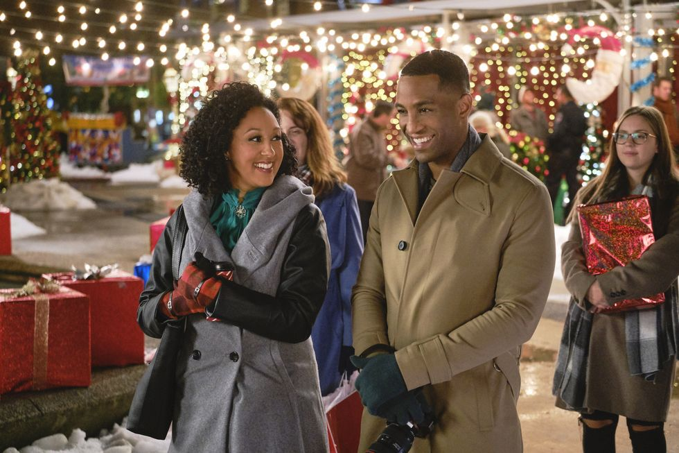Hallmark's Christmas Movie Schedule for 2021 Is Full of Jolly-Good Cheer