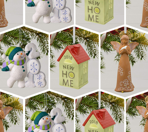 hallmark keepsake ornaments