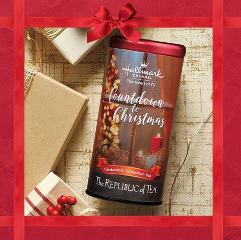 hallmark channel countdown to christmas tea