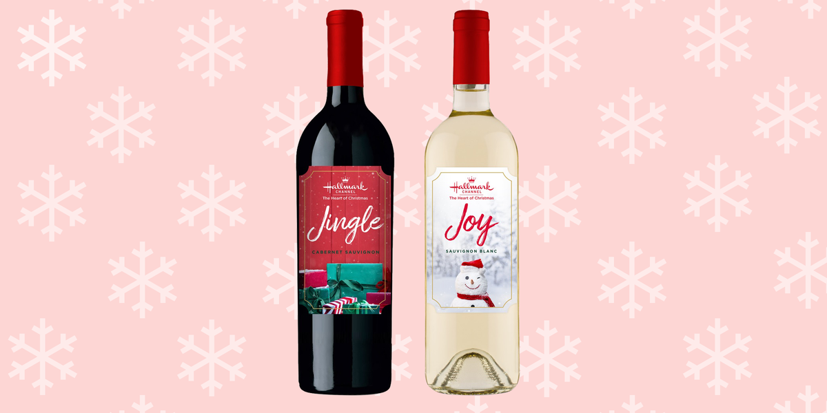 Hallmark Just Released Holiday Wines Inspired By Their Christmas Movies