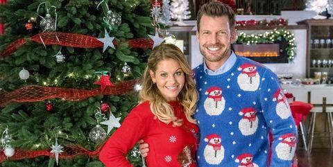 hallmark countdown to christmas - Candace Cameron Christmas Movies