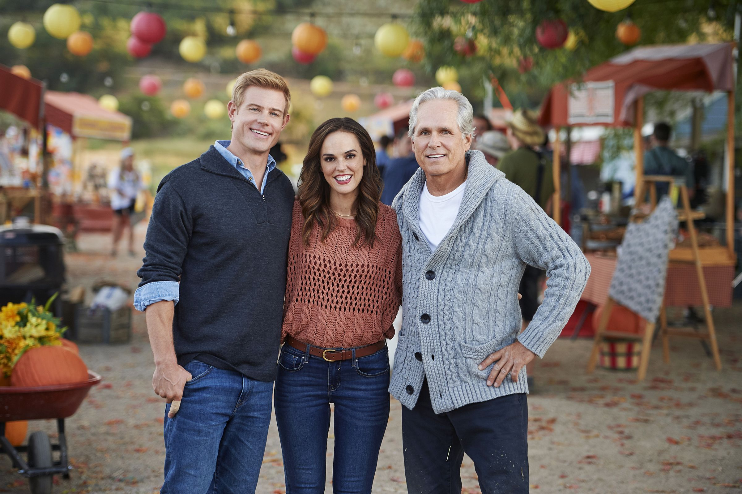 OMG, Hallmark's Fall Harvest Lineup Was Just Announced