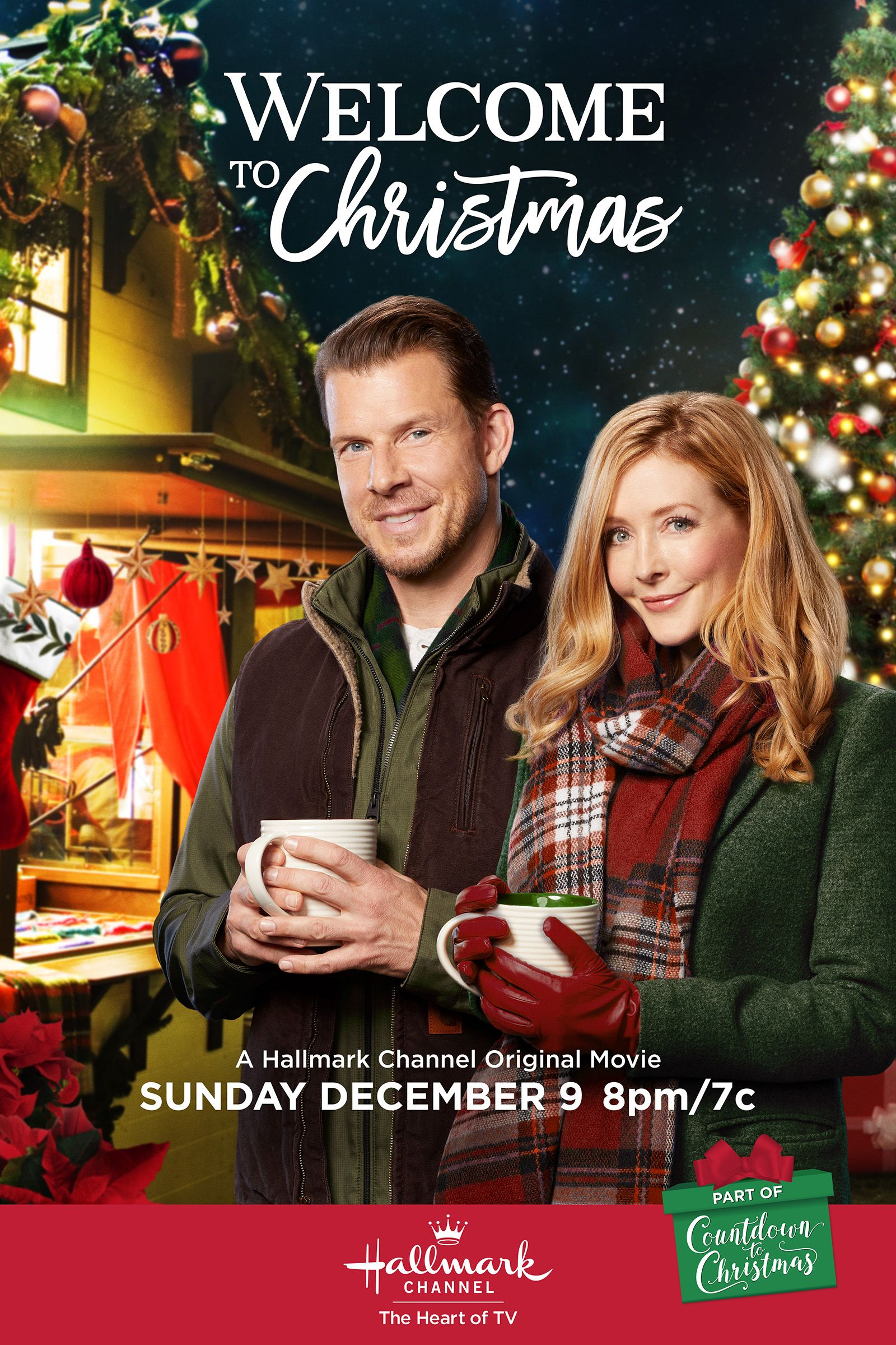 Where Was Hallmark S Welcome To Christmas Filmed Welcome To