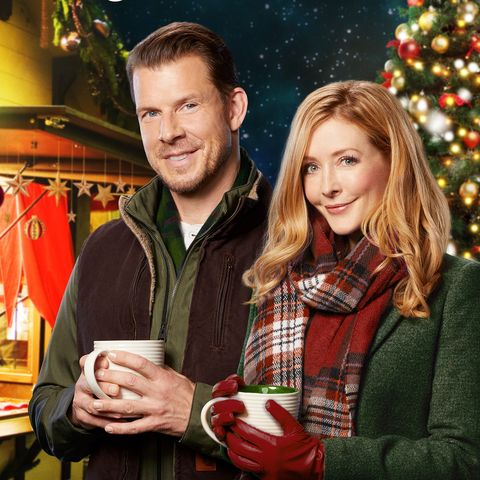 hallmark welcome to christmas movie filming location