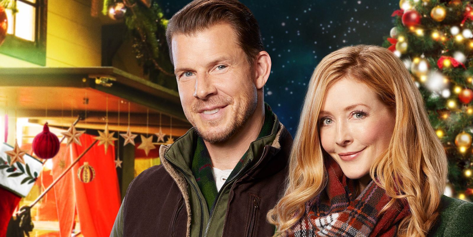 Hallmark's 'Welcome to Christmas' Movie Was Filmed in a Real-Life Winter Wonderland