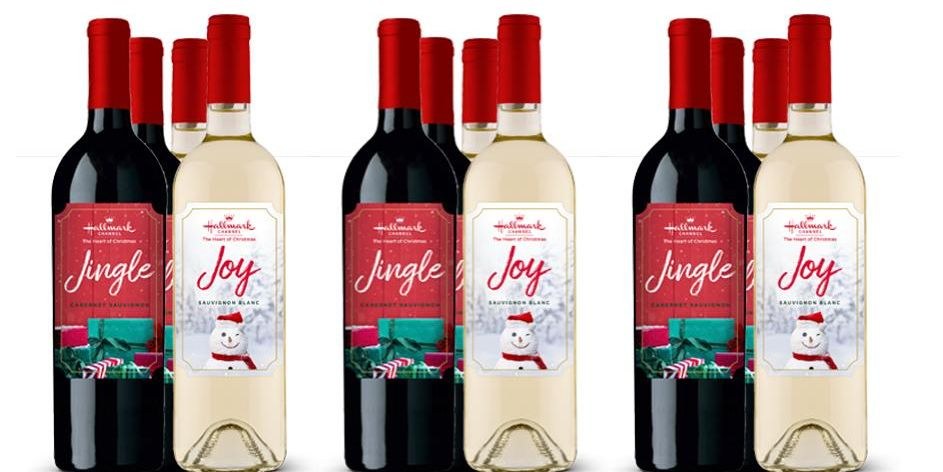 The Hallmark Channel Just Launched Its Own Wine and It's Available for Pre-Order Now