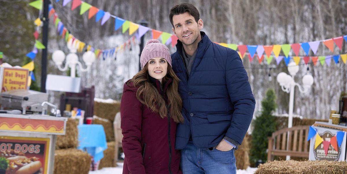 Where Was Hallmarks Winterfest Movie Winter Love Story Filmed