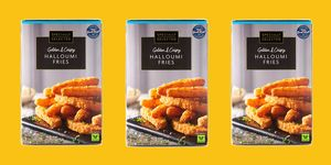 Aldi's Halloumi Fries Are Back And All is Right With The World Again