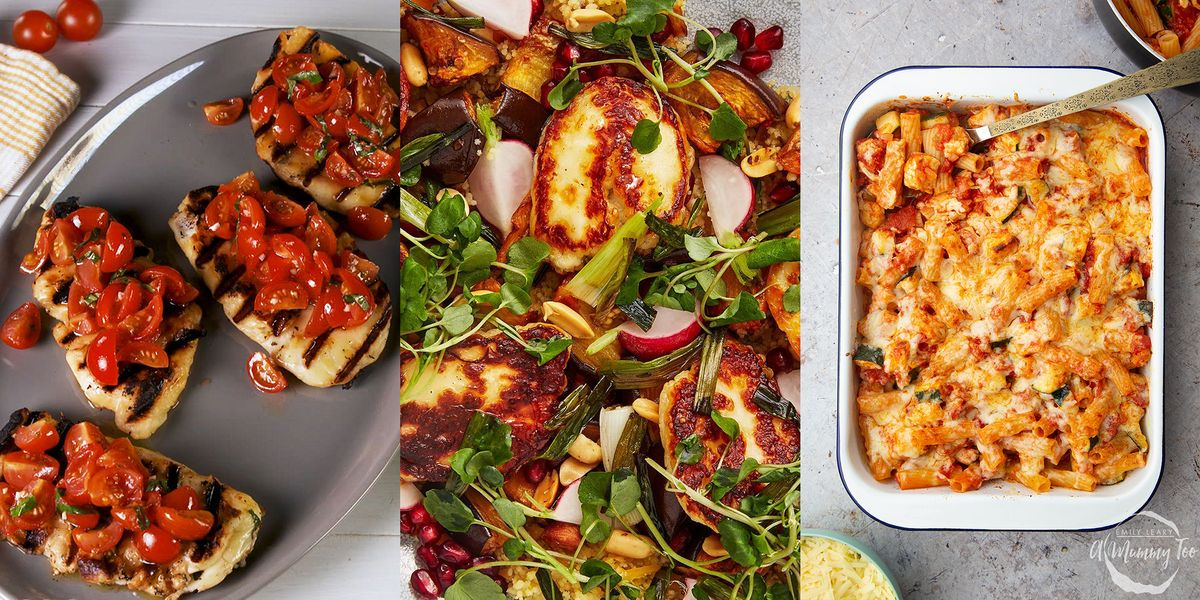 These Halloumi Recipes Will Make You Love The Squeaky Cheese Even More